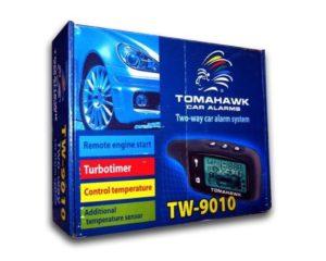 tomahawk 9010, установка